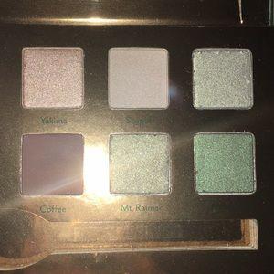 Emerald Fashion Makeup - Emerald City Eyeshadow Palette